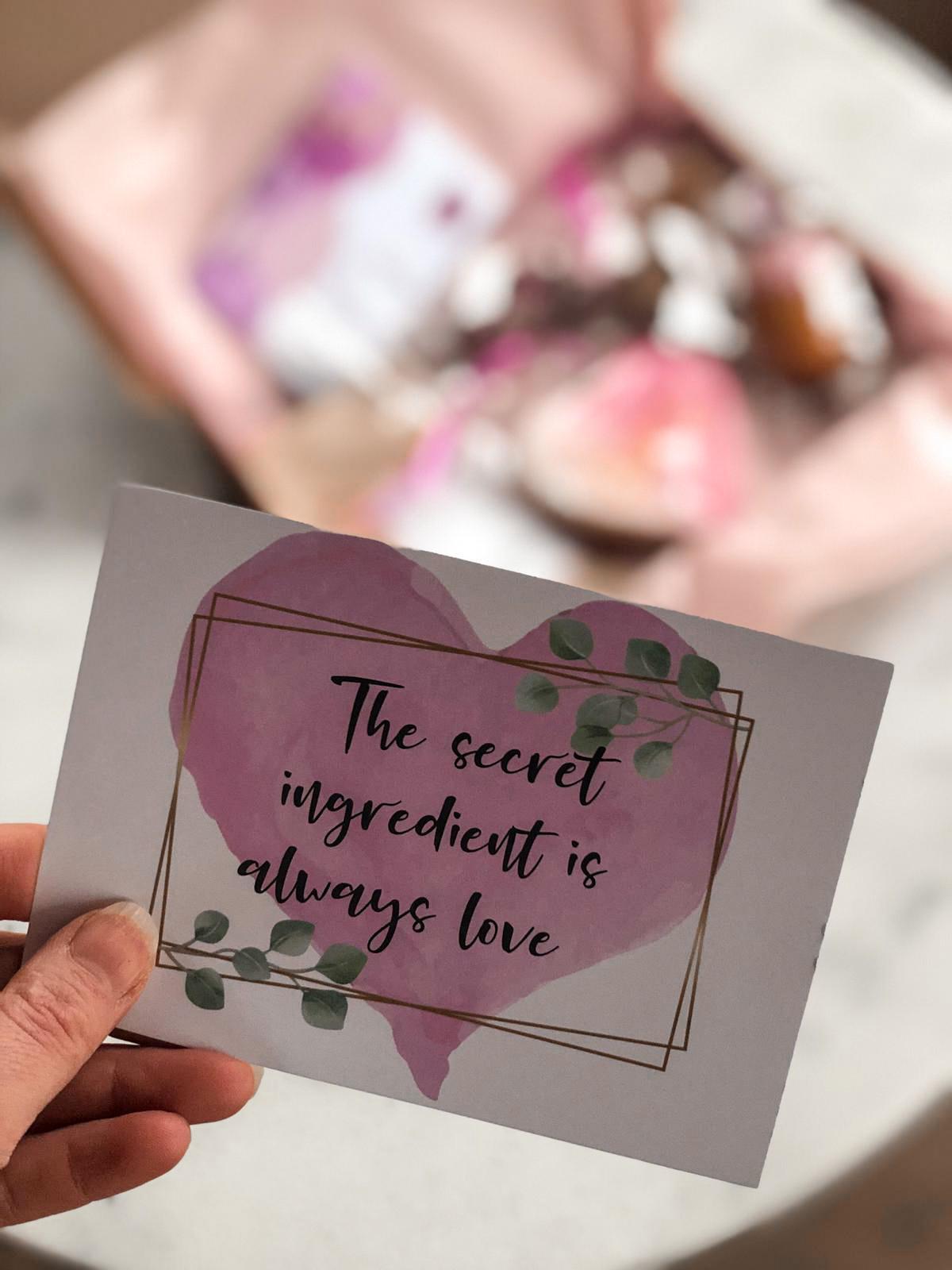sweet tea kaart